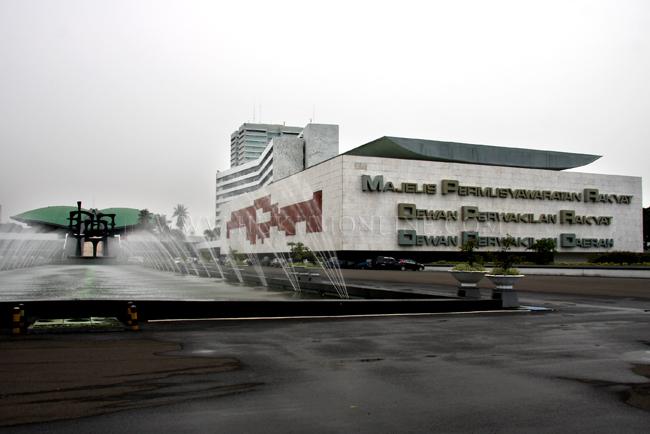 Gedung MPR/DPR/DPD. Foto: RES