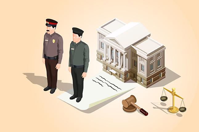 Hak Atas Bantuan Hukum Bagi Anggota POLRI dan TNI