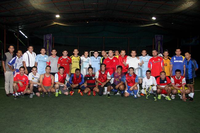 AAI FC: Komunitas Advokat 'Gila' Bola