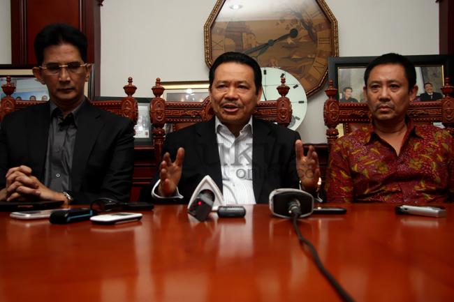 """PERADI Berharap Jokowi Mampu """"Hilangkan"""" KPK"""