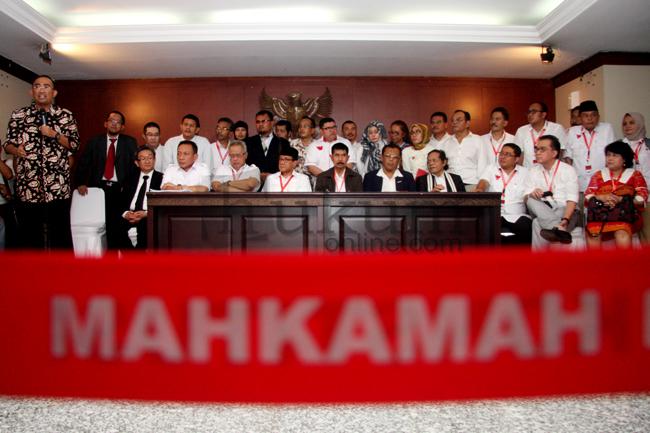 Sembilan Puluh Lima Advokat Siap Bela Prabowo-Hatta