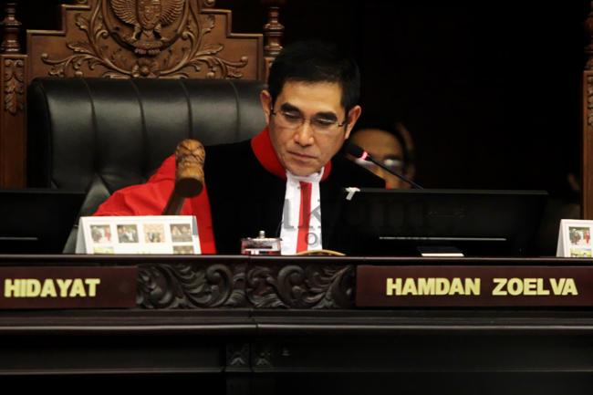 MK Tolak Permohonan Prabowo-Hatta