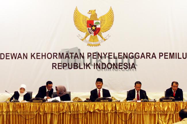 DKPP Gelar Sidang Putusan