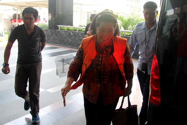 Eks Hakim Pengadilan Tinggi Jabar Diperiksa KPK