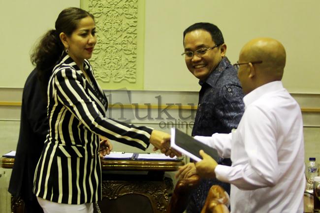 Komisi III DPR Tunda Keputusan Calon Hakim Agung