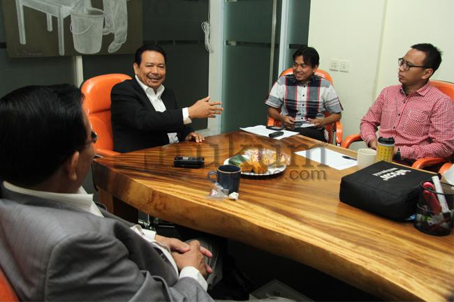 PERADI Media Visit ke Hukumonline