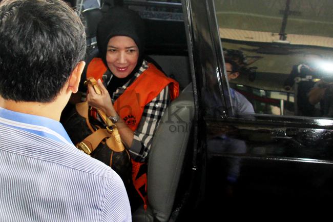 Istri eks Wali Kota Palembang Diperiksa KPK