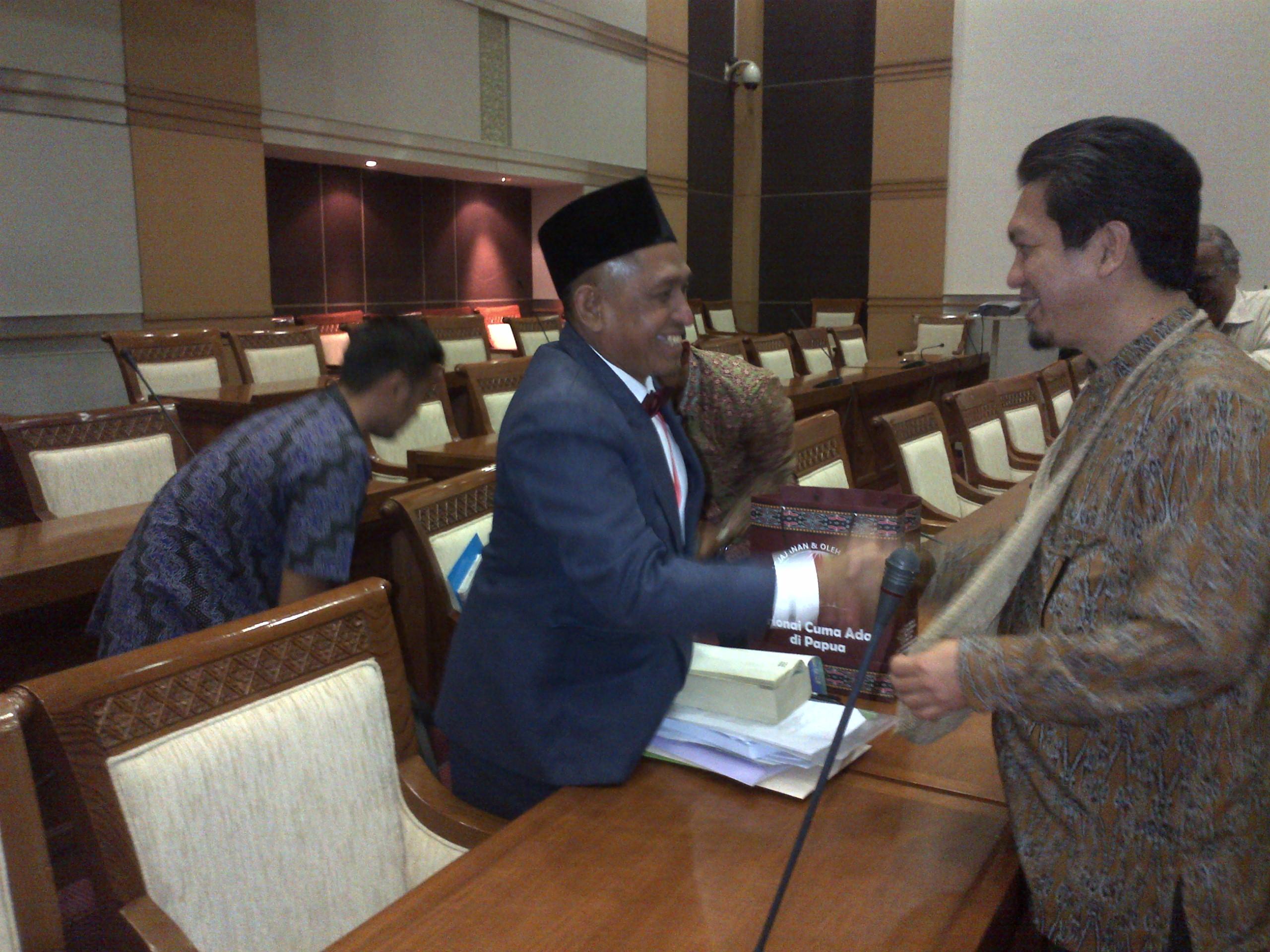 Komisi III DPR Sepakat Empat Calon Jadi Hakim Agung