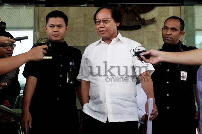 Menteri Perumahan Rakyat Konsultasi ke KPK