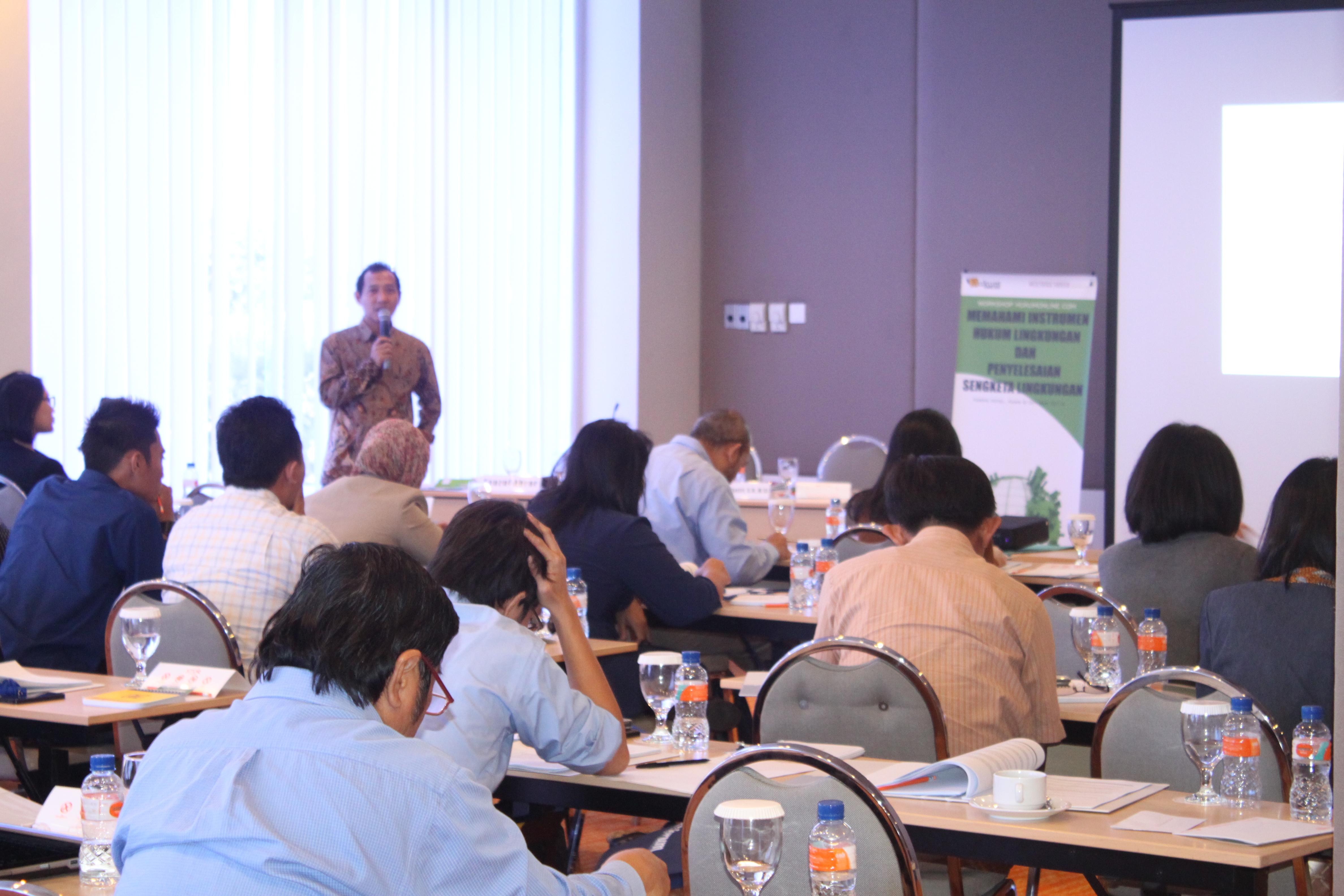 Memahami Instrumen Hukum Lingkungan dan Penyelesaian Sengketa Lingkungan