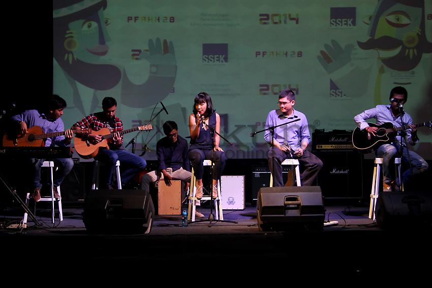 Kompetisi Akustik PPAKH XX
