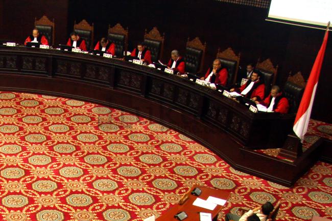 Hakim Ingatkan UU Pilkada Sudah Hilang Akibat Perppu