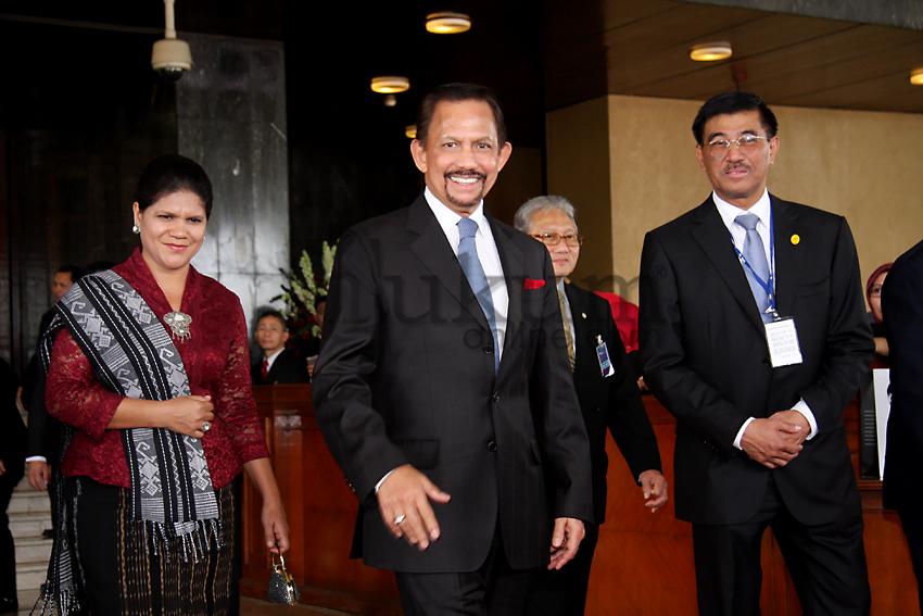 Pimpinan Negara Sahabat Hadiri Pelantikan Jokowi-JK