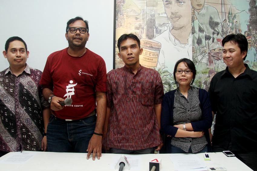 LSM Soroti Penyusunan  Kabinet Jokowi-JK