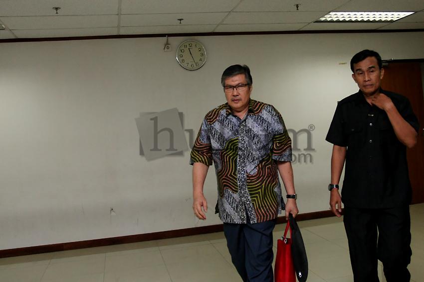 Eks Kepala Bappebti Dituntut 10 Tahun Penjara