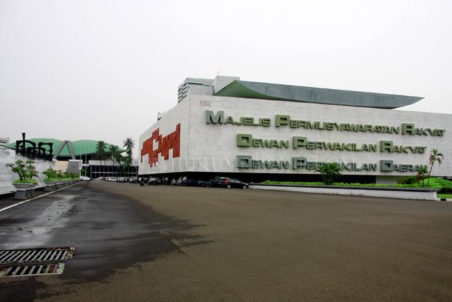 Pimpinan MPR Diminta Turun Tangan Atasi Dualisme DPR