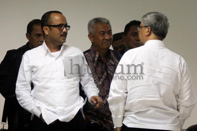 Banding Ditolak, Pengacara Akil: Hakim Tukang Stempel