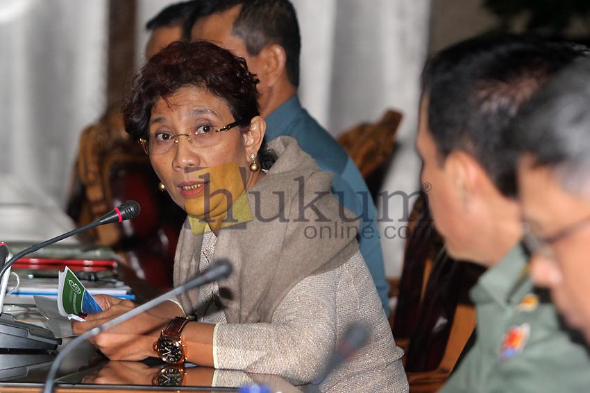 Polemik Penerapan Sanksi Penenggelaman Kapal Illegal Fishing