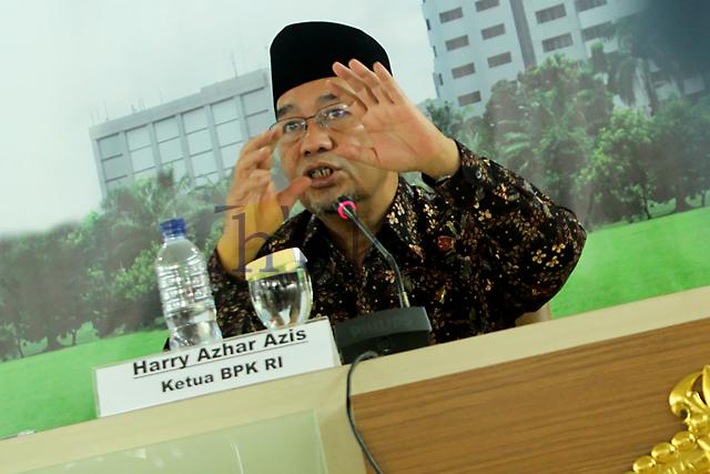 BPK Tak Ikut Dorong Tarif PNBP, Tapi Wajib Memeriksa
