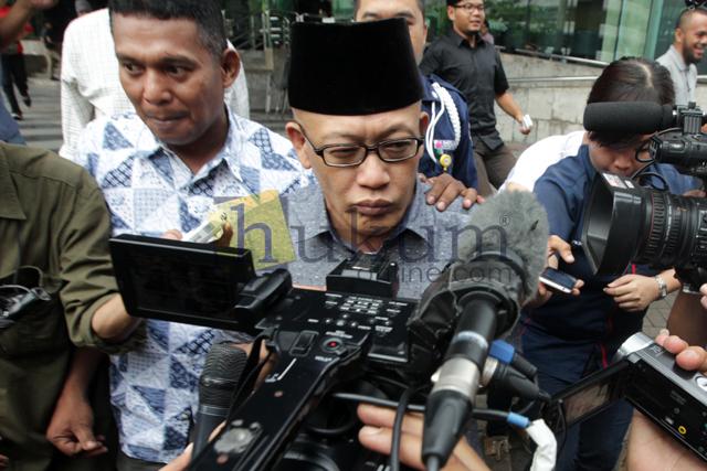 KPK Periksa Tri Yulianto Terkait Kasus Sutan Bhatoegana