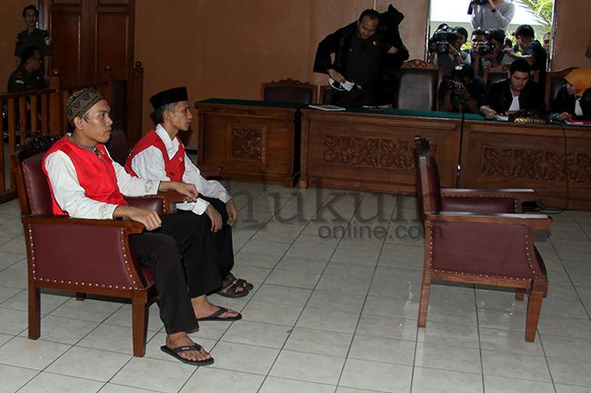 Hakim Vonis 8 Tahun Petugas Kebersihan JIS