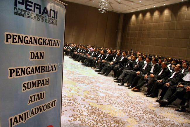 Advokat Indonesia Dinilai Belum Siap Menghadapi MEA 2015