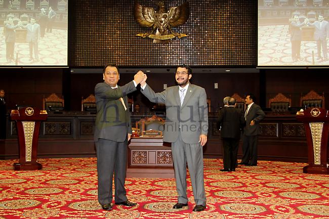 Arief-Anwar Pimpin MK