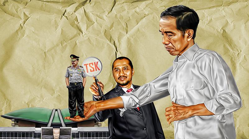 Menyoal Seleksi Pejabat Hukum ala Jokowi