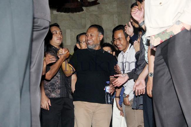 Penahanan Ditangguhkan, Bambang Widjojanto Bebas