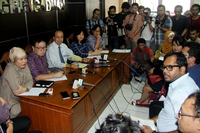 Penangkapan Bambang Widjojanto Diadukan ke Komnas HAM