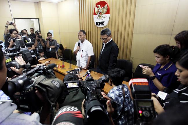 Bambang Widjojanto Mundur dari KPK