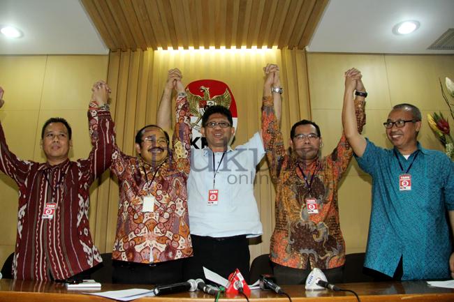 Forum Dekan FH Tolak Kriminalisasi KPK