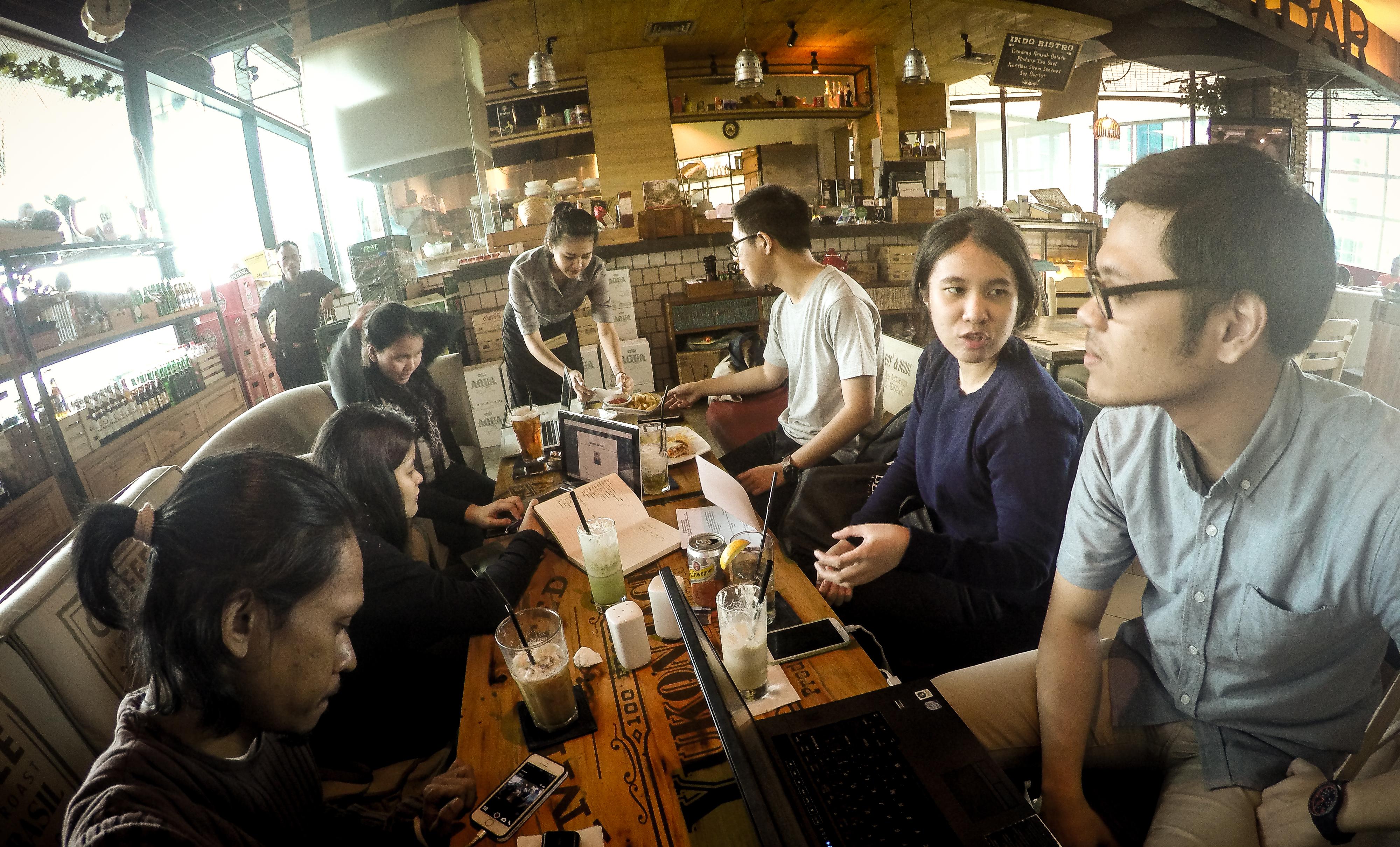 Logika Rasa: Komunitas Pencerita Prakarsa Alumni FHUI