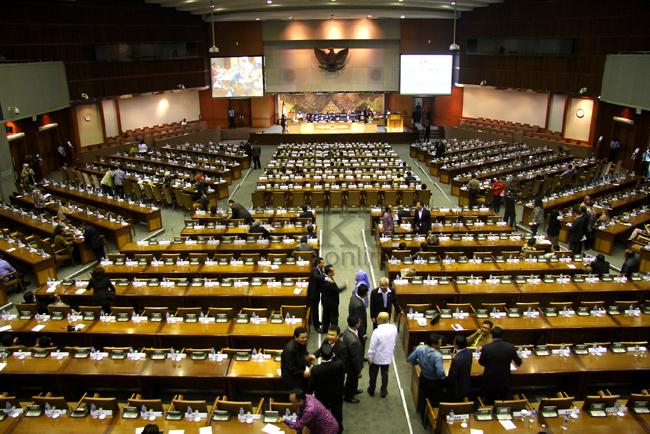 DPR Setujui Daftar Prolegnas Dengan Catatan