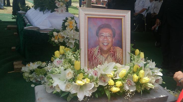 Pemakaman Advokat Senior Yan Apul Girsang