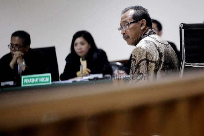 Antonius Bambang Djatmiko Jalani Sidang Perdana