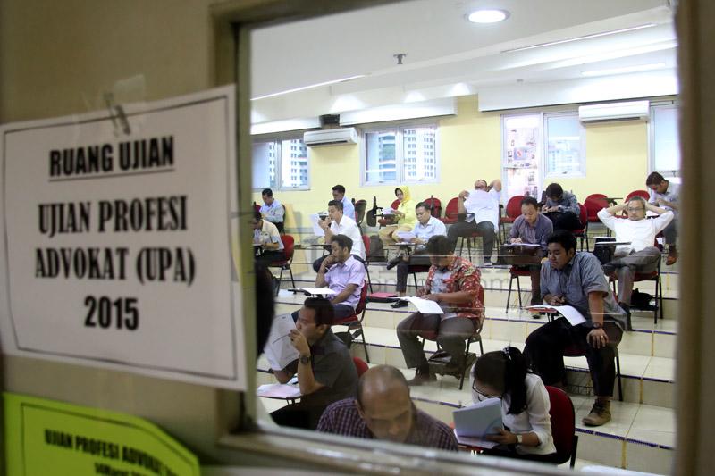 Menjelang Munas 2015 Peradi Gelar Ujian Advokat Gelombang I Hukumonline Com