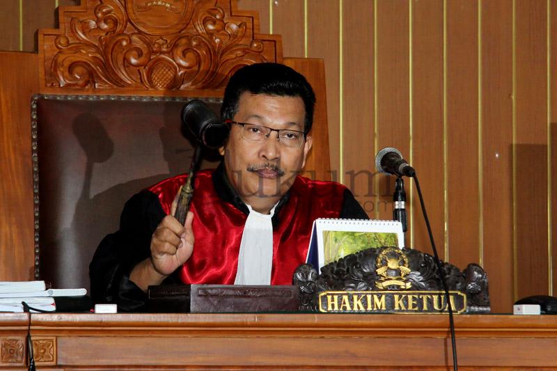 PN Jaksel Gelar Sidang Perdana Sutan Bhatoegana