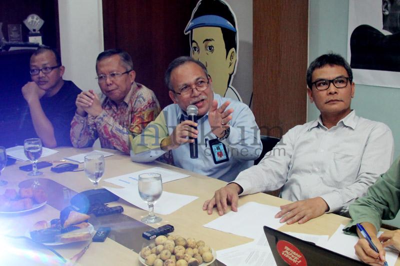 ICW Gelar Diskusi Pro Kontra Remisi Koruptor