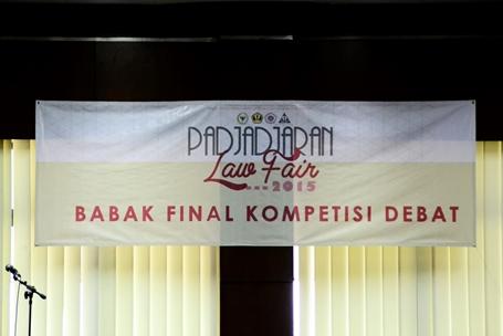 Ini Dia Para Jawara Padjadjaran Law Fair 2015