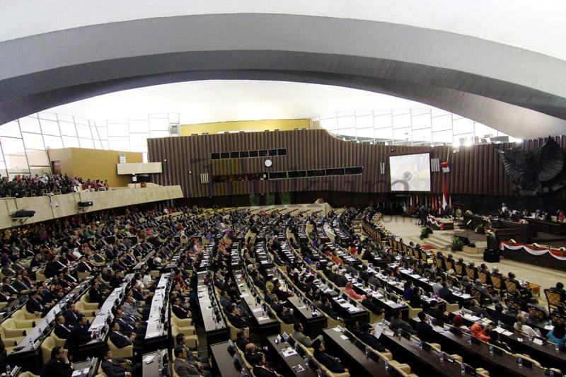 Presiden Jokowi Buka Konferensi Parlemen Asia Afrika