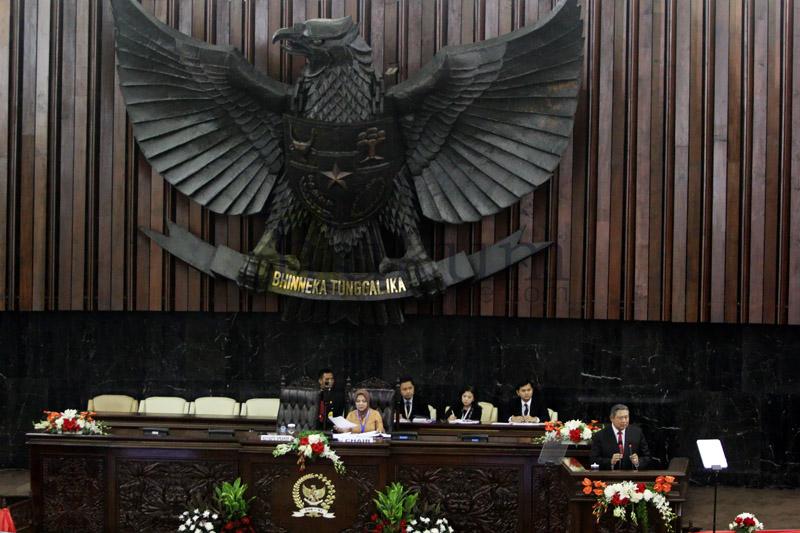 SBY Hadiri Konferensi Parlemen Asia Afrika