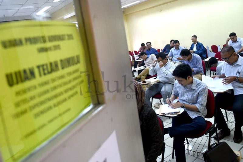 PERADI Umumkan Hasil Ujian 2015