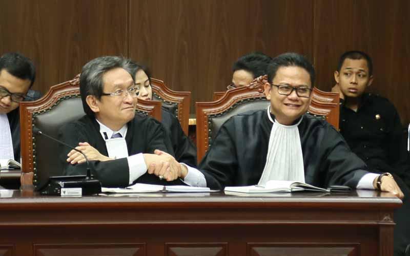 MK 'Rombak' Bukti Permulaan dan Objek Praperadilan