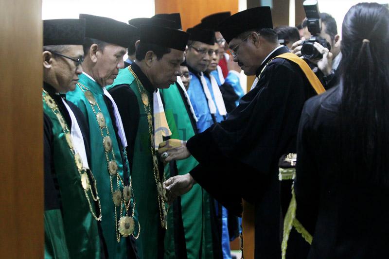 Enam Ketua PTA Dilantik Ketua MA