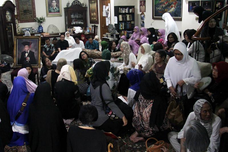 Ketua BANI Priyatna Abdurrasyid Wafat