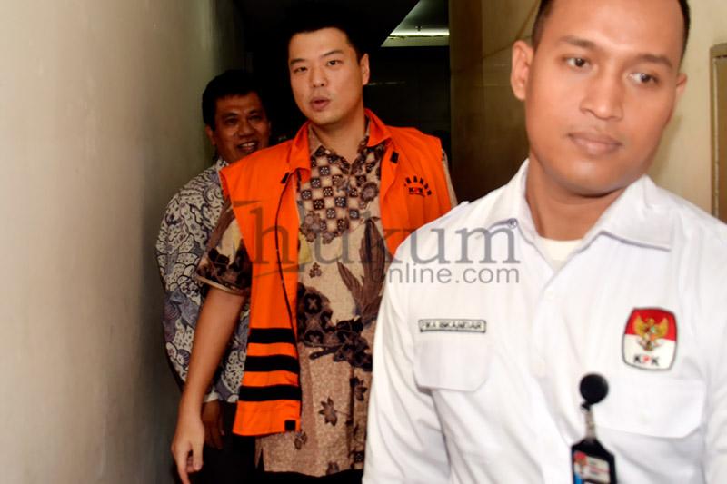 Andrew Hidayat Jalani Sidang Perdana