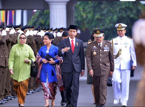 Jokowi: Jaksa Jangan Bikin Takut Pengusaha