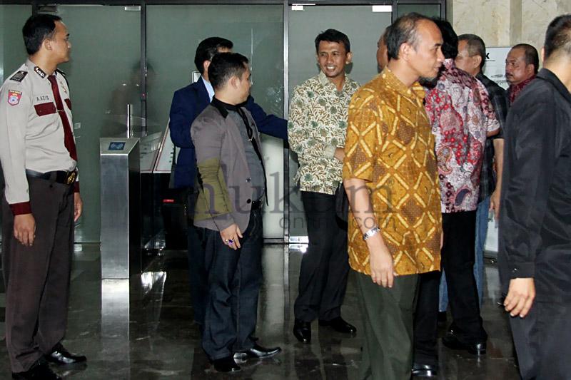 Gubernur Sumut dan Istri Diperiksa KPK