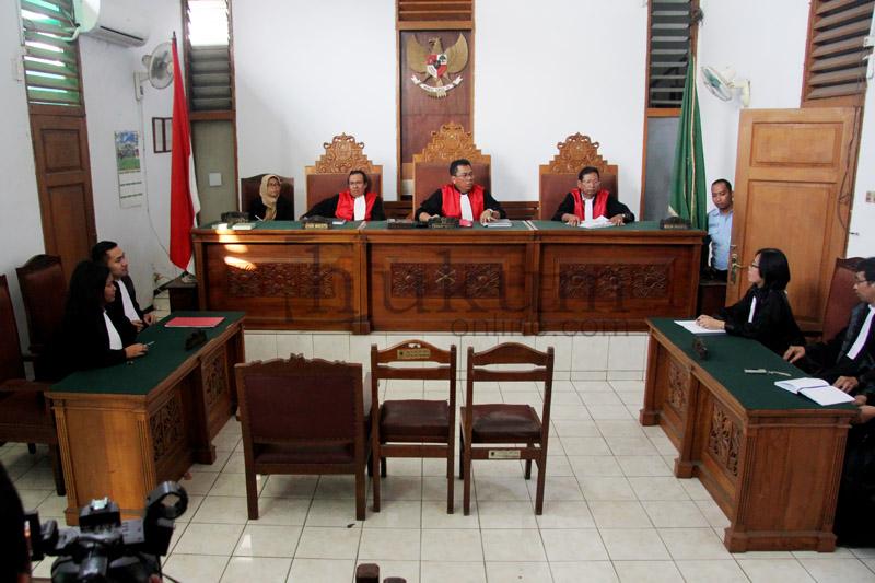 Sidang Kasus Kecelakaan Tanpa Kehadiran Terdakwa